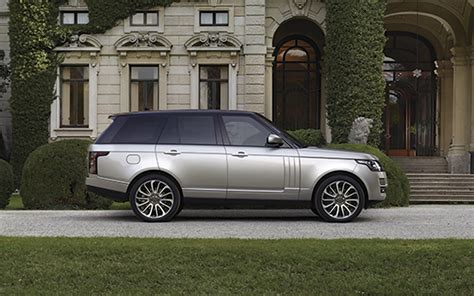 Land Rover Range Rover Reviews Research New Used Models