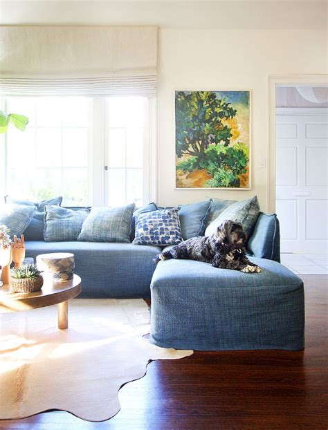 Blue Sofa In Living Room Best 25 Blue L Shaped Sofas Ideas On Pinterest Green I Shaped Sofas Living Room Ideas L