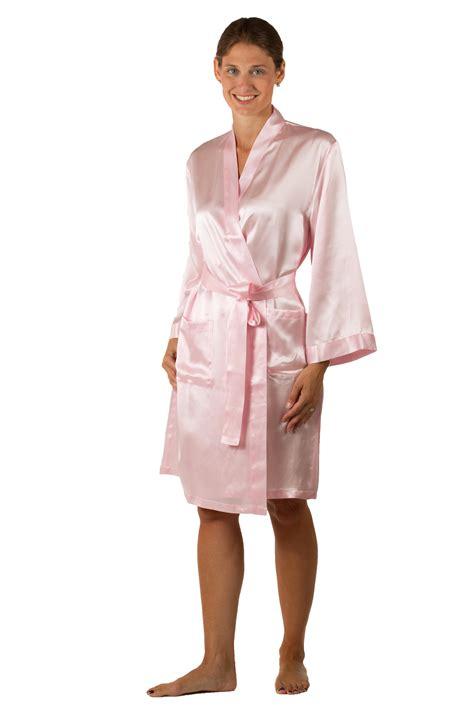 Midnight Silk Robe For By Texeresilk