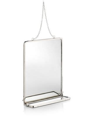 marks and spencer bathroom mirrors hanging bathroom mirror m s