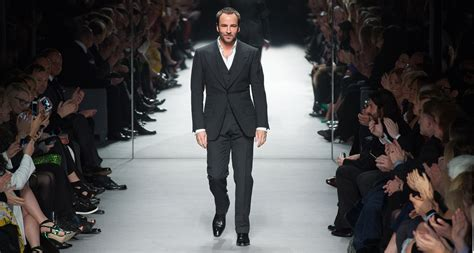 gucci tom ford burberry and tom ford change the fashion landscape