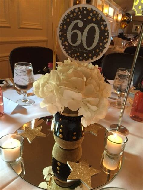 60th anniversary centerpieces the 25 best 60th birthday centerpieces ideas on