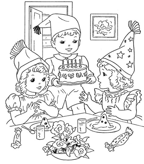 merry christmas colouring pages
