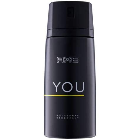 Parfum Axe You axe you d 233 o spray pour homme 150 ml notino fr