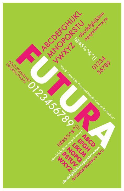 Typography Exercise 1 Futura By Dadomz On Deviantart