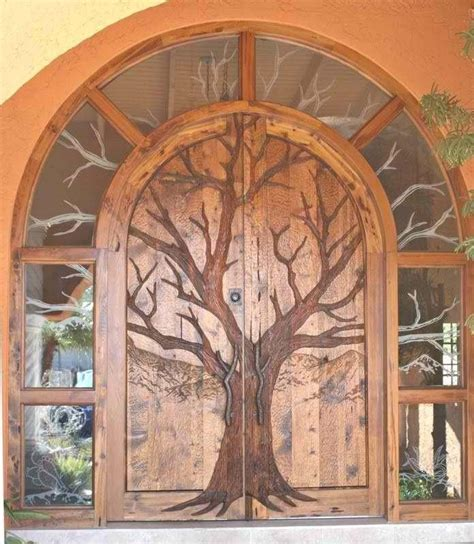 Doors For Trees by 25 Beautiful Doors And Entryways From Around The World