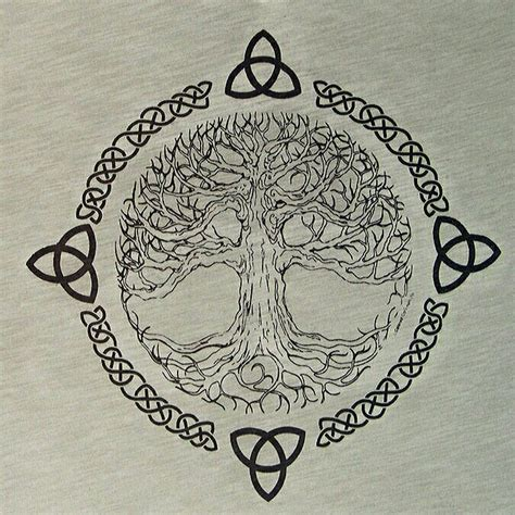 celtic tree of life tattoo design celtic tree of tatoo celtic tree