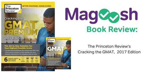 Princeton Review Acton Mba by Princeton Review Gmat Book Review Cracking The Gmat 2017