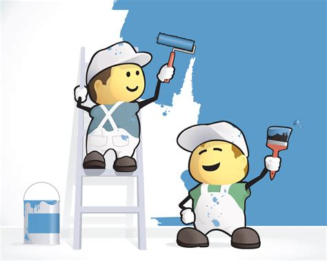 how to hire a house painter house painter cartoon www pixshark com images galleries with a bite