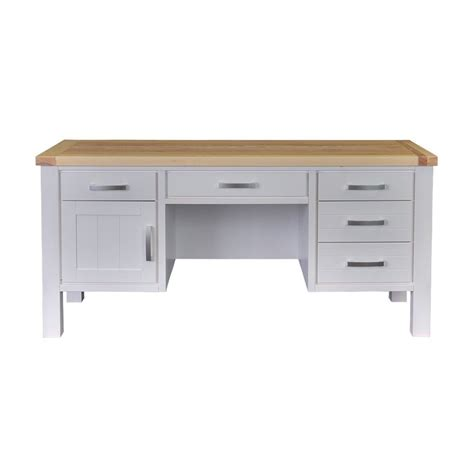 sicily large desk target furniture