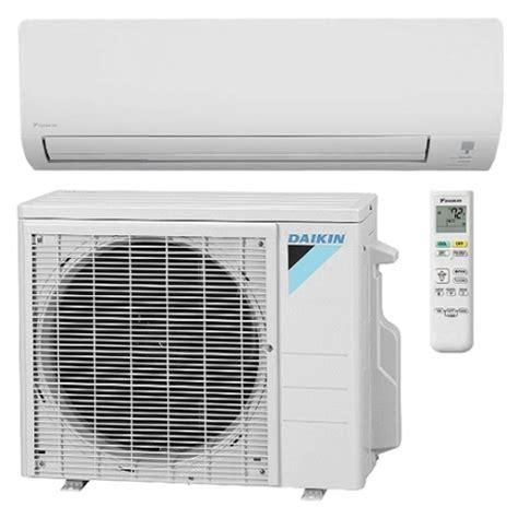 Ac Daikin Split Wall daikin 12 000 btu 19 seer cooling only mini split air conditioner ftk12nmvju rk12nmvju air