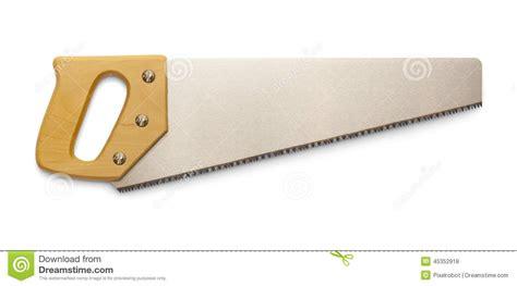small wood saw saw stock photo image 45352918