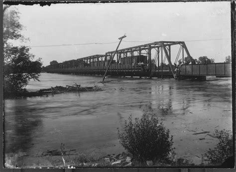 Topeka Kansas Records Flood In Topeka Kansas Kansas Memory Kansas Historical Society