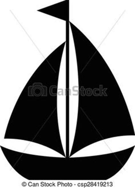 simple boat clipart simple sailboat silhouette google search nautical