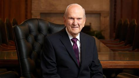 Good Who Is The Prophet Of The Mormon Church #1: President-nelson-portrait-new-2018.jpg