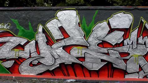 weeno graffiti silver wild style  youtube