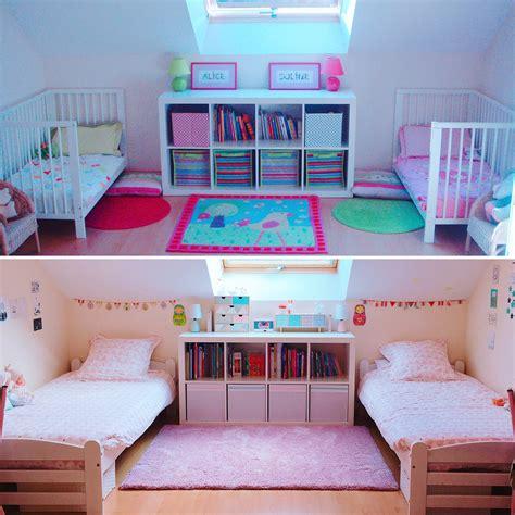 Déco chambre de jumelles   Marie Anne en 2 mots   Blog