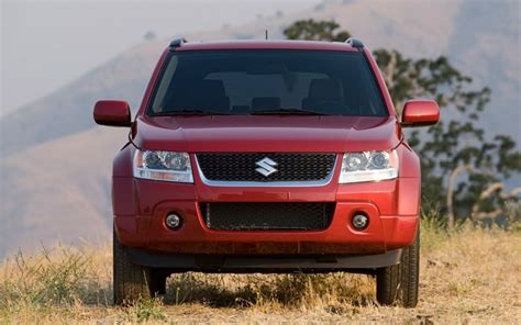 Cover Grand Vitara F New Warna 2011 suzuki grand vitara photo gallery what s new for 2011 truck trend
