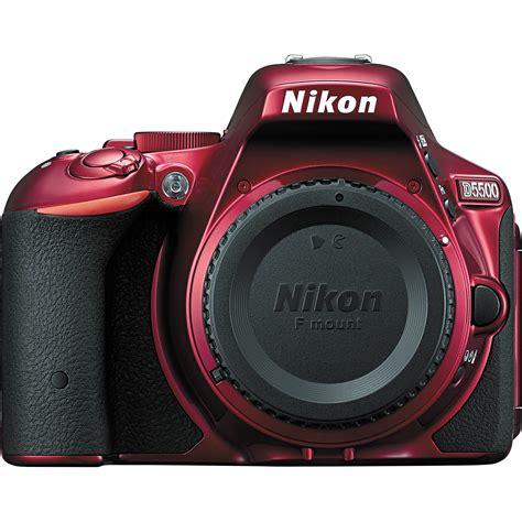 nikon d5500 dslr only 1545 b h photo