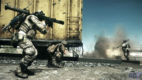 Bd Ps3 Used Original Batlefield 2 news ea releases new screenshots for battlefield 3 s back to karkand dlc gamedynamo