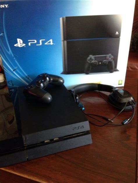 ps4 console for sale ps4 500gb console for sale in tallaght dublin from