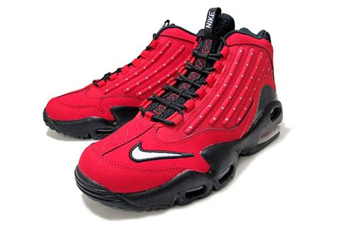 griffeys sneakers nike air griffey max 2 quot cincinnati reds quot sneakernews