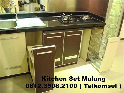 kitchen set minimalis murah  malang harga kitchen set