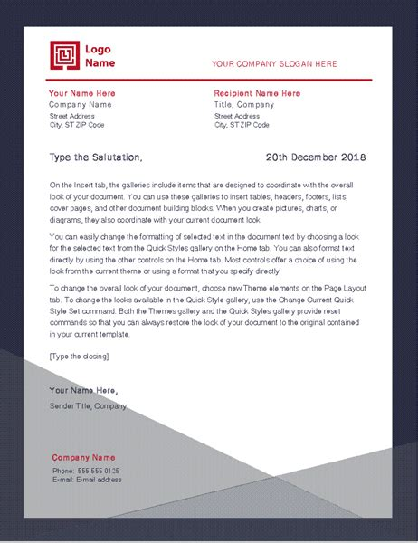 business letter template design business letter apothecary design office templates