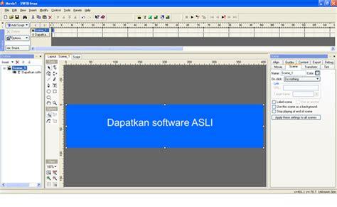 gambar layout pabrik tahu cara membuat banner animasi web menggunakan swishmax