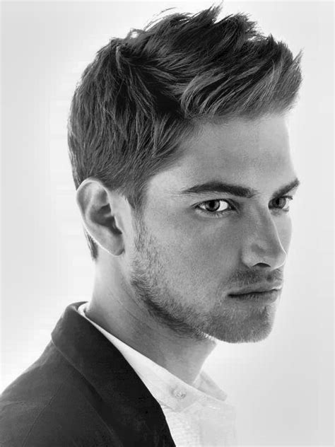 best hair styles for men with high hair line 20 best hairstyles for men with round faces atoz hairstyles