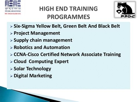 Lean Six Sigma Green Belt Bu Mba Certification by Technology Development Centre Government Incentives For