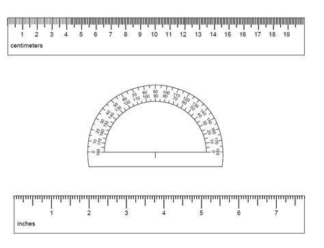 printable ruler actual size pdf printable ruler centimeters actual size printable 360 degree