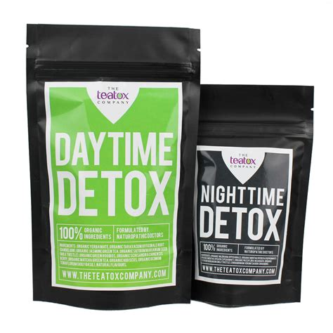 B4y Organic Detox Green Tea Reviews by Teatox Review And Giveaway On Wellness
