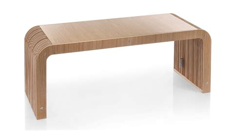 bench more more bench panca in cartone by lessmore design giorgio