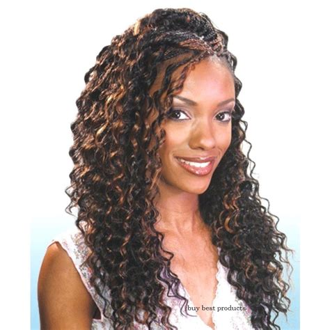 cornrow extensions with human hair freetress deep twist bulk crochet braid 22 quot premium hair