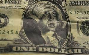 The dollar is currently boosted by being a reserve currency photo