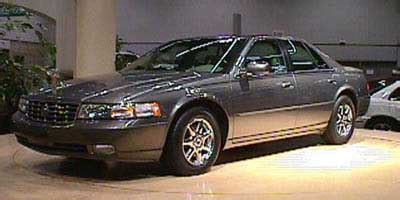 cadillac seville page  review  car connection