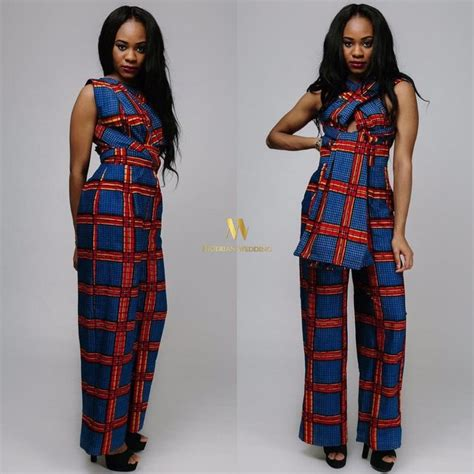 ankara jumpsuits the 388 best images about ankara styles on pinterest
