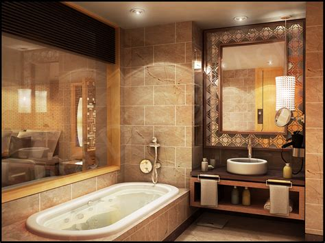 Glam Bathroom Ideas by Inspirational Bathrooms