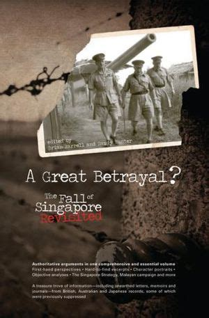 The Essentials Of Health Revisited by Booktopia A Great Betrayal The Fall Of Singapore