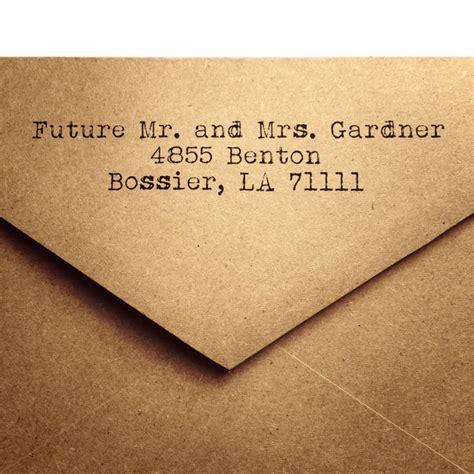 wedding invite return address 25 rustic return address a2 envelopes wedding return