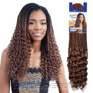 senegalese pre twisted hair freetress synthetic hair crochet braids pre rod senegalese