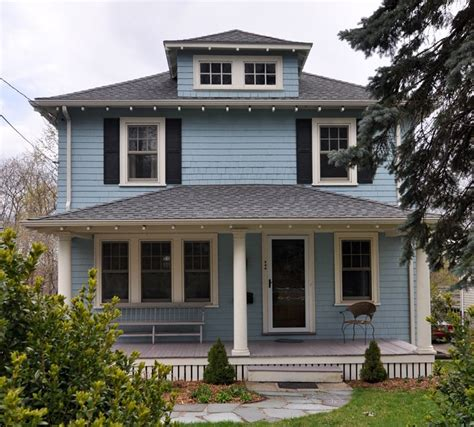93 best images about american foursquare homes on