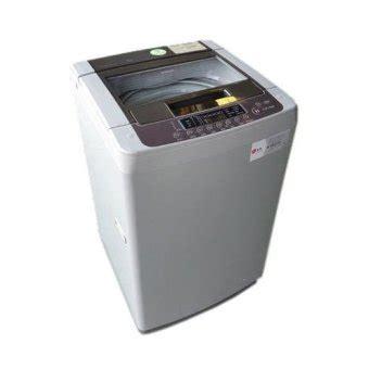 Lg P160r Mesin Cuci 2 Tabung Putih lg 75vm mesin cuci 1 tabung 7 kg putih lazada indonesia