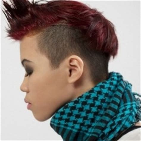 rubber band mohawk with beads hairstyle kids hairstyles page 6 kids messy hairstyles kids