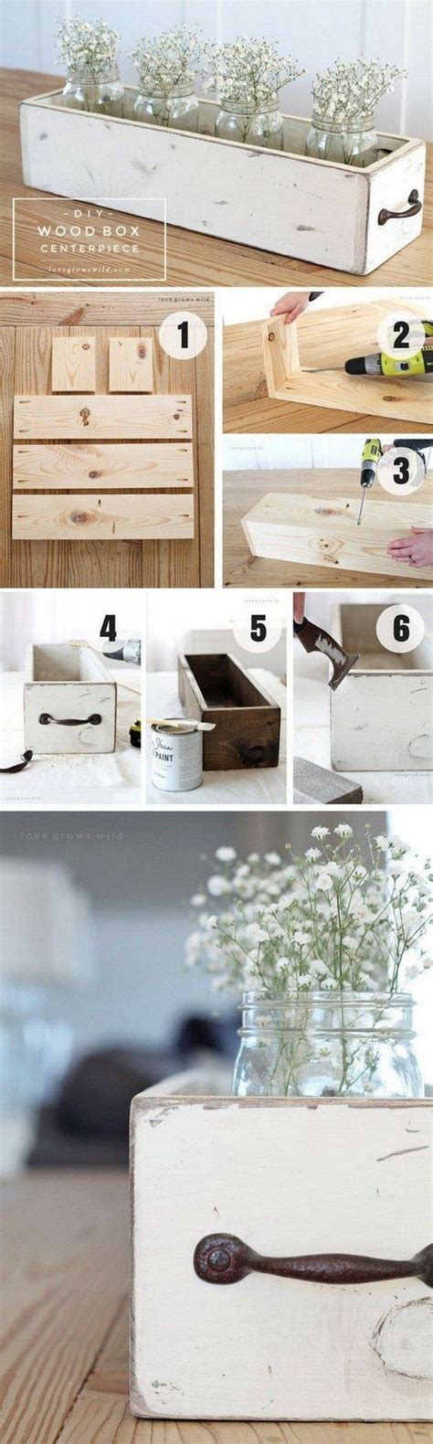 easy home projects for home decor diy hanging shelves 17 easy diy home decor craft