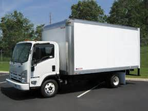 Isuzu Box Isuzu Box Truck Back