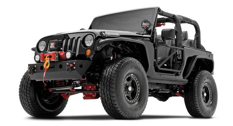 Jeep Rancho Rancho 174 4 Quot Arm Suspension In Black With Rs5000