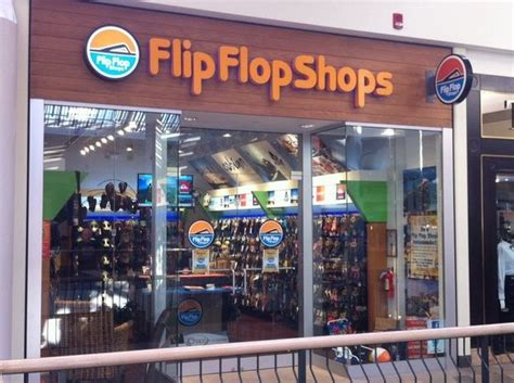 layout of beachwood mall cleveland s first flip flops shops opens today at