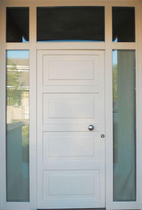 porte in legno da esterno alberghini falegnameria arredi su misura serramenti e